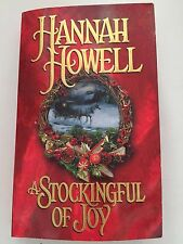 Hannah Howell  A Stockingful of Joy  First Printing 2000