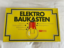 DDR POLYTRONIC Elektro Baukasten