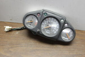 2008-2012 Kawasaki Ninja 250 Ex250 Speedo Tach Gauges Display Cluster