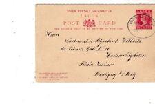Pre-Decimal Handstamped British Postal Histories Stamps