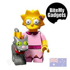 LEGO Minifigures 71009 - The Simpsons Series 2 - No 3 Lisa Simpson - New!