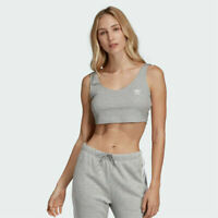 Adidas DW3894 Women originals SC Crop Tank top grey