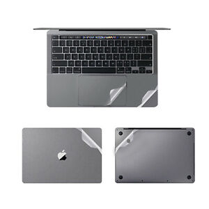 LENTION Matte Glittery Full Protect Cover Skin For MacBook Air 13 2020 A2179 M1
