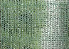 Schattiernetz Schattiergewebe Sonnenschutz Zaunblende Netz 1,5x25 Meter 60g/m2