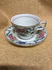 BOOTHS floradora Tea Cup e Piattino