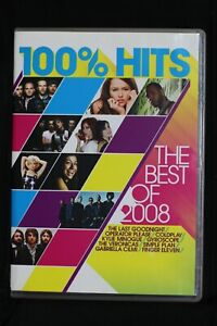 100% Hits: The Best Of 2008 Kylie Minogue, The kooks, September - R ALL - (D134)