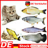 Simulation Fisch Elektrische Haustier Spielzeug Katzenspielzeug Spielspielzeug D