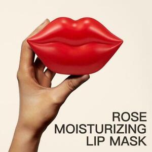 Rose Moisturizing Lip Mask Anti-drying Lip Line Lip Care