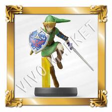 Nintendo amiibo The Legend of Zelda Link Super Smash Bros Series dD4e4VwrC9