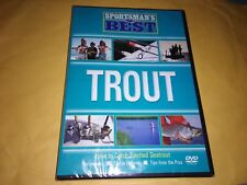 Sportsman's Best Trout Fishing Dvd How to catch spotted seatrout
