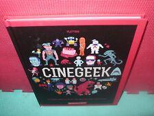 cinegeek -  pluttark - tapa dura - comic