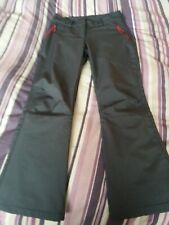 Womens ski trousers size 10