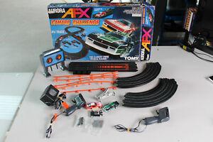 CAMARO CHALLENGE - TOMY AFX AURORA + CARS + LAP COUNTER