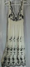 Fredericks Woman Size M Lace Slip Dress