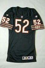 Vintage 1996 Chicago Bears Brian Cox Hand Signed Pro Cut Champion Jersey Size 46