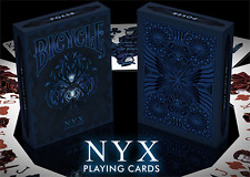 Bicycle NYX Playing Cards by Collectable Deck Poker USPCC Fontaine Cardistry Bee