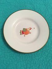 Pottery Barn Kids Outlet Ceramic Thanksgiving Dessert Plate