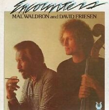 Mal Waldron & David Friesen ‎- Encounters / Muse Records New and sealed Vinyl