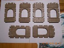 Playmobil Ritterburg 6 fenêtre mur Pièces (1)