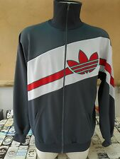 FELPA ADIDAS SPAIN CIF A-08619900 VINTAGE 1980s JACKET TOP TRACKSUIT VESTE SWEAT