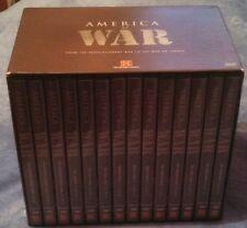 AMERICA AT WAR - 14 DVD MEGASET (History Channel, 2008)
