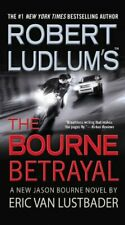 Complete Set Series Lot of 10 Ludlum's Jason Bourne books by Eric Van Lustbader