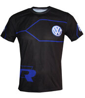 Volkswagen VW T-shirt Maglietta Camiseta GTI Racing Golf Polo Passat Tiguan R