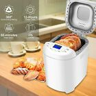 14-in-1 2LB Stainless Steel Bread Maker Machine Electric with Timing Function photo
