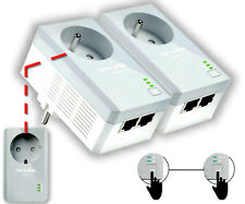 TP-Link TL-PA4020 P KIT AV500 Powerlan Adapter 500Mbps Steckdose TL-PA4020P /25P