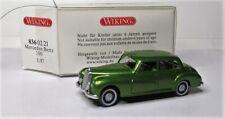 Wiking 1:87 Mercedes Benz 300 Adenauer OVP 836 02 gelbgrünmetallic