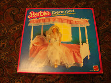 BARBIE DREAM BED DREAM FURNITURE COLLECTION MATTEL