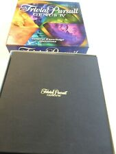 Trivial Pursuit Board Game IV Genus Edition Parker Brothers