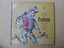 Poulenc-sextuor/trio/sonata-J. février-M. Debost-Angel stéréo (01248)