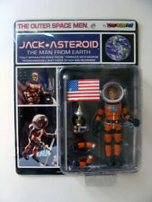 The Outer Space Men Jack Asteroid Figure 1st Edition by Four Horsemen GLYOS rare