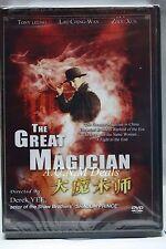 the great magician tony leung ntsc import dvd