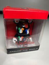 "Disney Vinylmation - 3"" Collectible Figure Magic Around The World Flags Mickey"