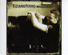 CD TIZIANO FERROnessuno e soloEX+ (B1598)