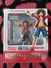 Figurine figuarts zero One piece Luffy new world