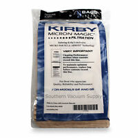 Kirby Vacuum Bags 197394 Micron Magic Vacuum Filter Bags Hoover Bags G4 G5 x 9