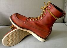 RED WING 4558 (877) Irish Setter 8 Inch US8 EU41/42 Rarität