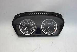BMW E60 5-Series 6-Cyl Instrument Gauge Cluster Panel Speedo Tach 2006-2010 175k