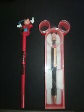 Vintage Mickey Mouse Pen and Pencil, Never Used