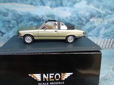 1/43  NEO  BMW 3er (E21) Baur