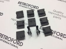 Ford Capri MK1/RS3100 New weatherstrip clips