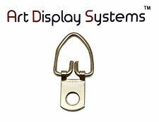 Ads 1 Hole Arrow Head Zp D-Ring Hanger – No Screws – Pro Quality – 100 Pack