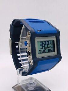 Nike Anvil Comold Super WR0099 Blue - New Battery - Excellent!
