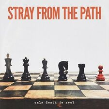 Only Death Is Real - Stray From The Path (2017, CD NIEUW)
