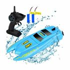 2.4GHz 10km/h High Speed Remote Control Boat Powerful Seal Waterproof Design