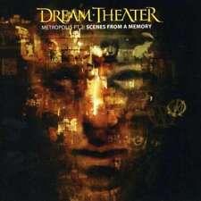 Dream Theater/metropolis Part 2 Scene from a Memory (elektra 7559-62448-2)