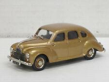 Jowett Javelin Deluxe 1953 in gold, Lansdowne Models, OVP, 1:43 mit Fehler